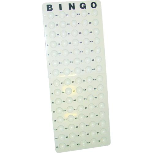 Small Masterboard for 7/8 inch Bingo Balls