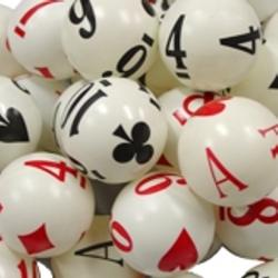 Playing Card Balls