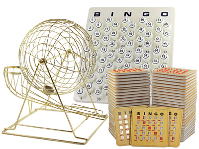 Super Bingo Set