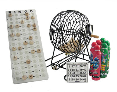 Christmas Bingo Party Kit