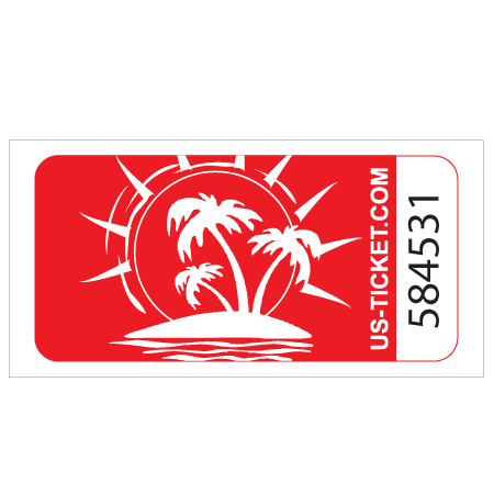 Tropical Island Online Ticket