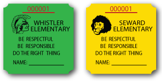 Behavior Improvement Tickets