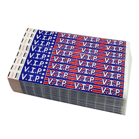 Red White and Blue VIP